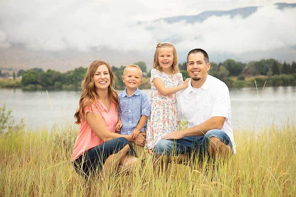 pineview utah family portrait